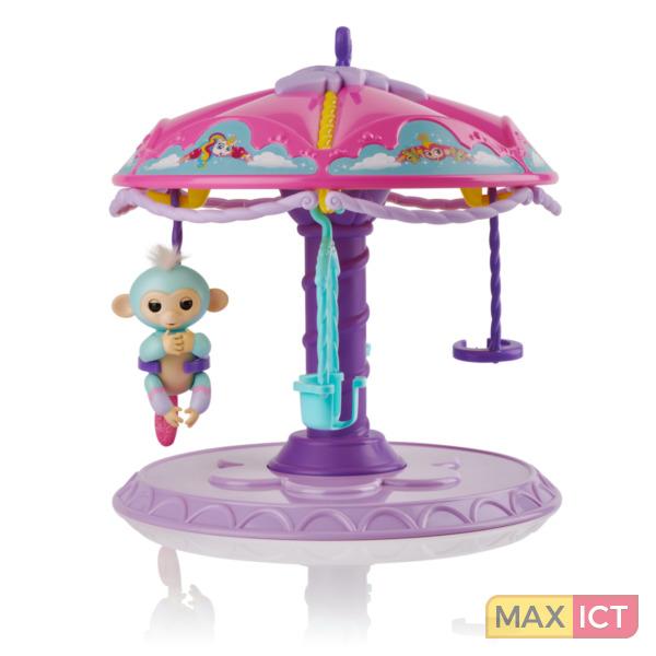 Wowwee Fingerlings Carrousel Speelset 1 Baby Kopen Max Ict Bv