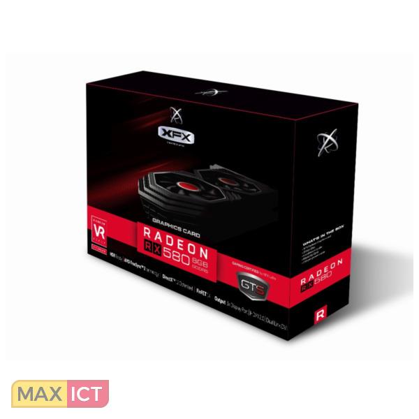 XFX Radeon RX 580 8GB GDDR5 (Samsung Geheugen)
