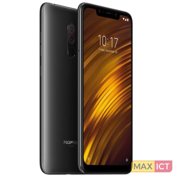 Xiaomi Pocophone F1 4G 128GB Dual-SIM EU - Zwart