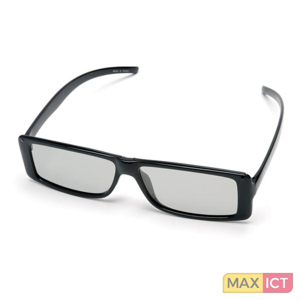 32f5519b05ba04 Zalman ZM-SG100G Zwart stereoscopische 3D-bril kopen